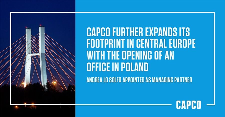 Capco opens office in Poland