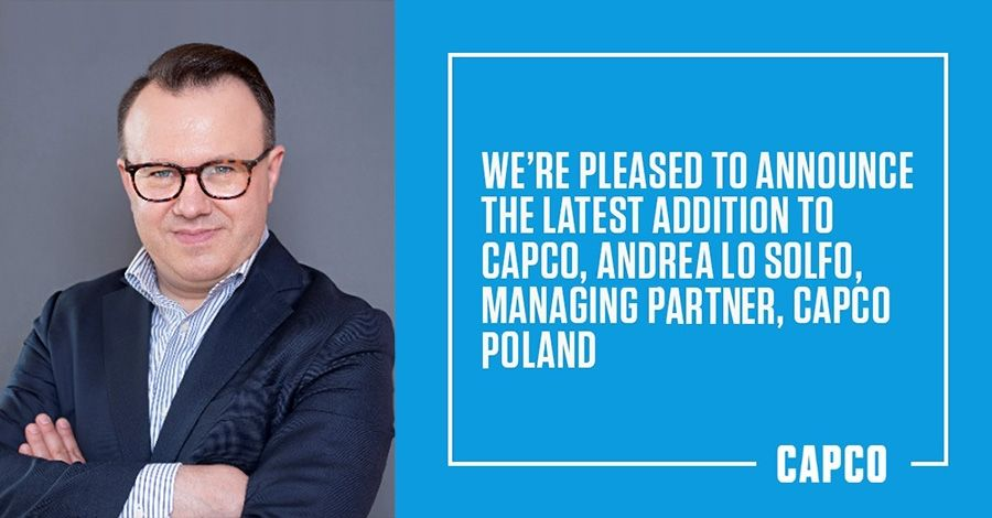 Andrea Lo Solfo - Managing Partner at Capco Poland