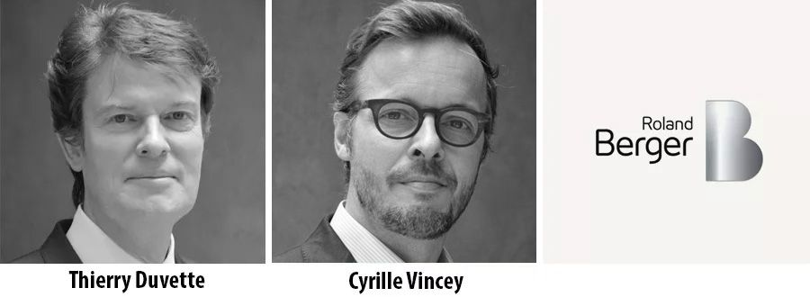 Thierry Duvette, Cyrille Vincey