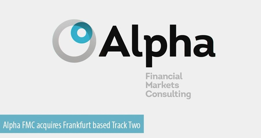 AIpha FMC acquires Fankfurt based Track Two