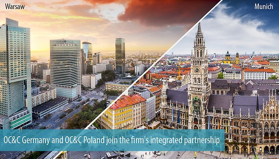 OCC Germany and OCC Poland join the firms integrated partnership
