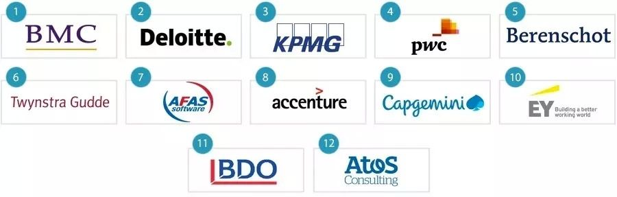 The best management consulting firms in the Netherlands