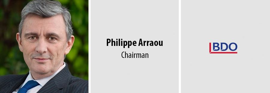 Phillippe Arraou, Chairman, BDO