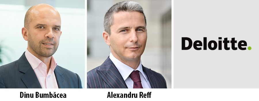 Dinu Bumbăcea new Managing Partner of Deloitte Consulting Romania