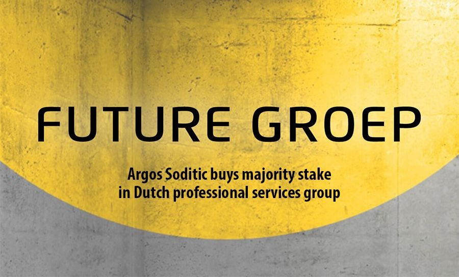 Argos Soditic buys majority stake in Dutch professional services group