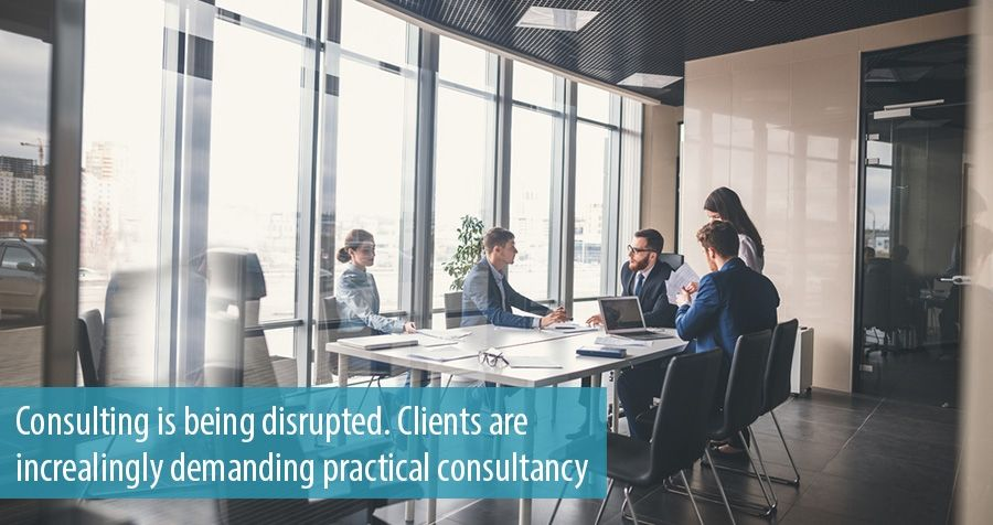 The rise of practical consultancy
