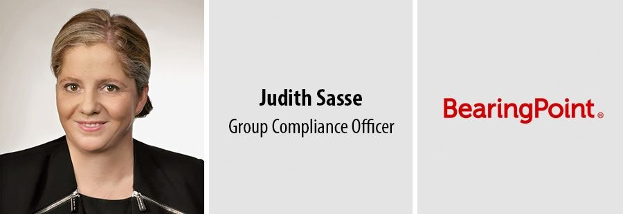 Judith Sasse, Group Compliance Officer - BearingPoint