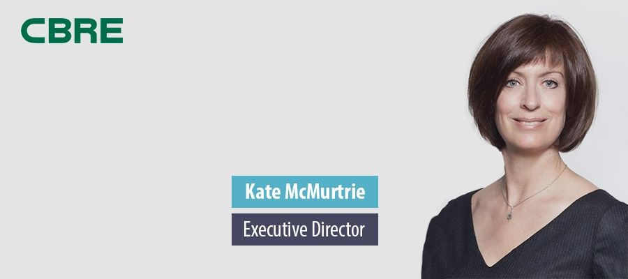 Kate McMurtrie, Executive Director - CBRE