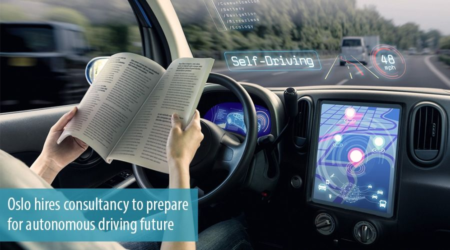 Oslo hires consultancy to prepare for autonomous driving future