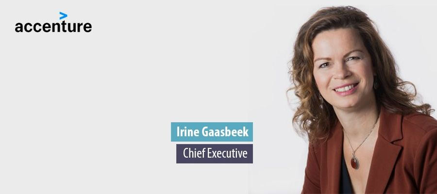 Irine Gaasbeek, Chief Executive