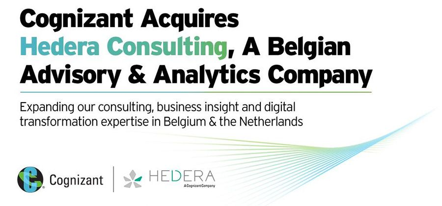 Cognizant boosts business consultancy arm with Hedera Consulting deal