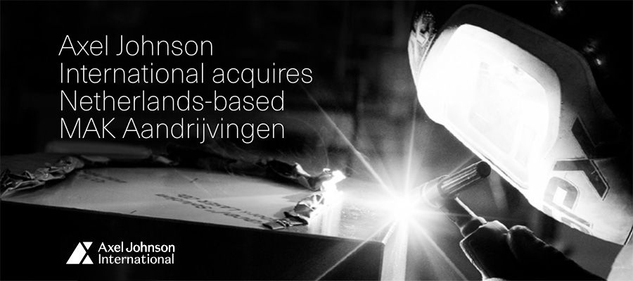 Axel Johnson International acquires Netherlands-based MAK Aandrijvingen