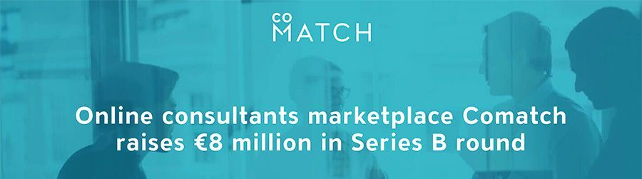 Consulting matchmaker raises €8 million to accelerate expansion drive