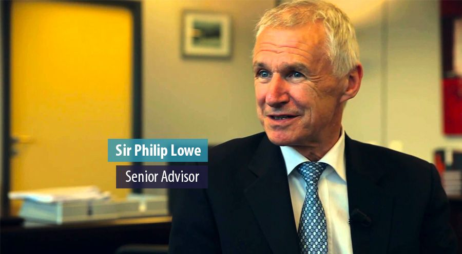 Sir Philip Lowe, Senior Advisor, Oxera