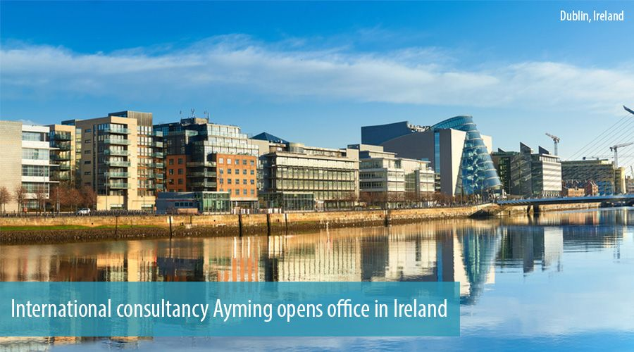 International consultancy Ayming opens office in Ireland