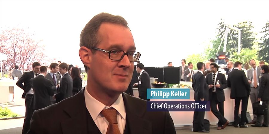 Philipp Keller, Chief Operations Officer