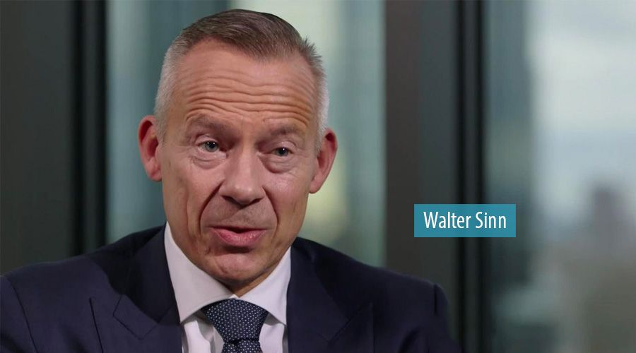 Bain & Company Germany boss Walter Sinn on why he is not afraid of AI