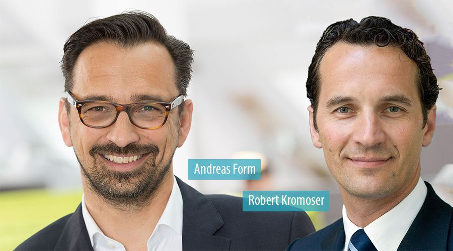 Andreas Form and Robert Kromoser partners at A.T. Kearney
