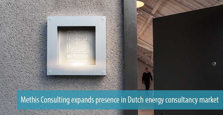Methis Consulting expands presence in Dutch energy consultancy market