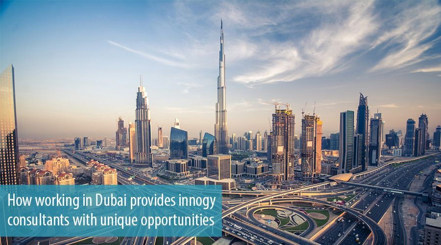 How working in Dubai provides innogy consultants with unique opportunities