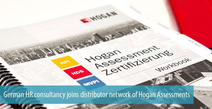 German HR consultancy joins distributor network of Hogan Assessments
