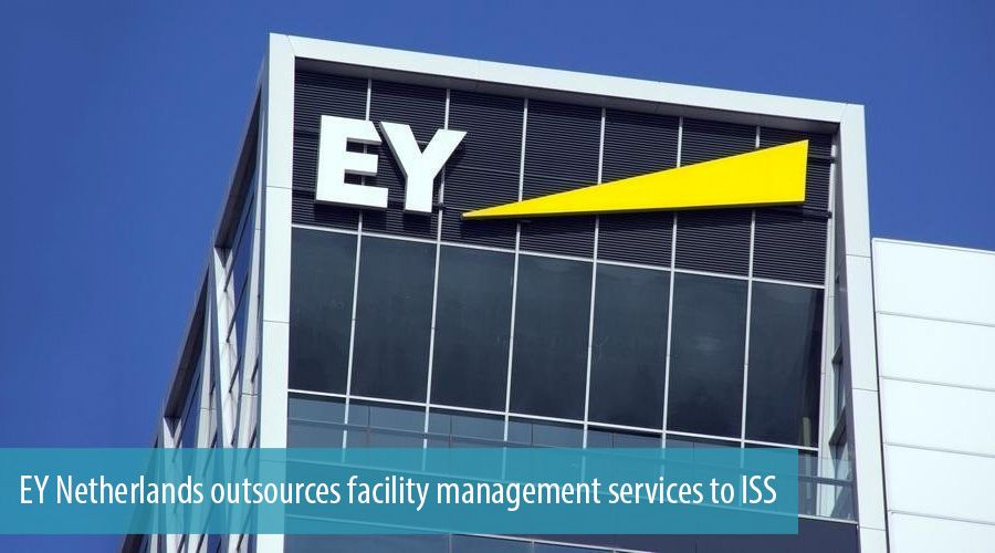 EY Netherlands outsources facility management services to ISS