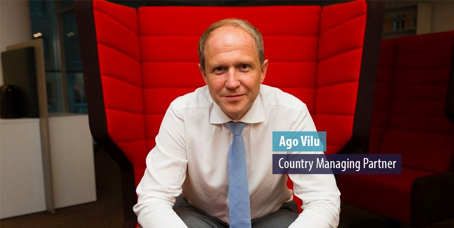 Ago Vilu named Country Managing Partner of PwC in Ukraine