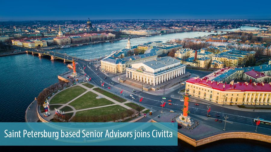 Saint Petersburg based Senior Advisors joins Civitta