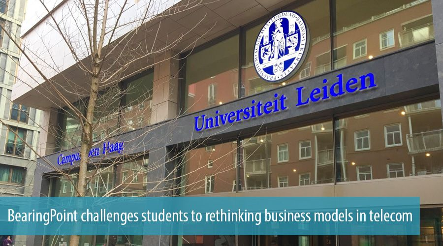BearingPoint challenges students to rethinking business models in telecom