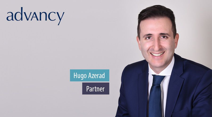 Hugo Azerad, Partner, Advancy