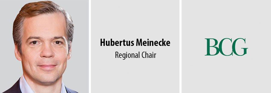 Hubertus Meinecke new regional boss of BCG Western Europe