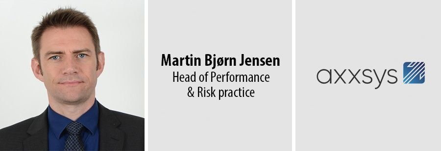 Axxsys Consulting names Martin Bjorn Jensen Head of Performance & Risk