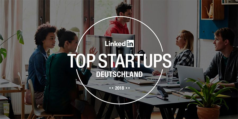 LinkedIn names Comatch one of Germany's most sought-after startups