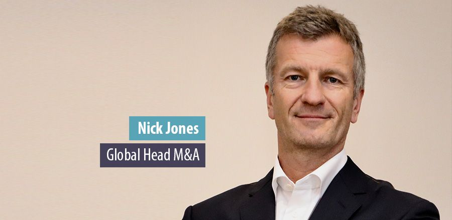 Nick Jones joins M&A advisory Equiteq as Head of Europe