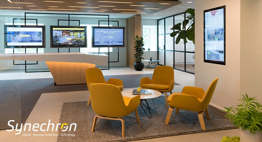 Synechron opens Financial Innovation Lab in Amsterdam