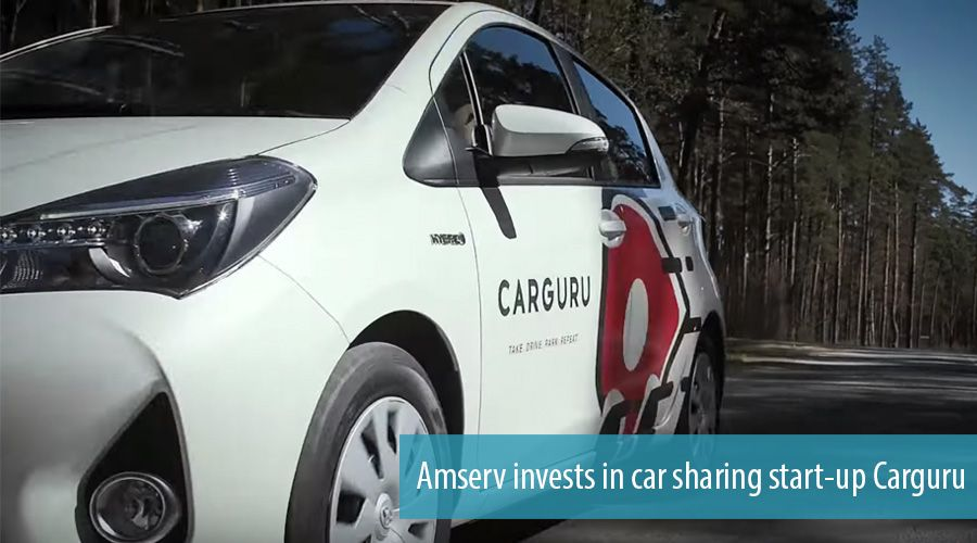 Amserv invests in car sharing start-up Carguru