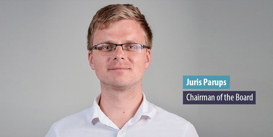 BCG alumnus Juris Parups lands top rol at Latvia's Mogo Finance