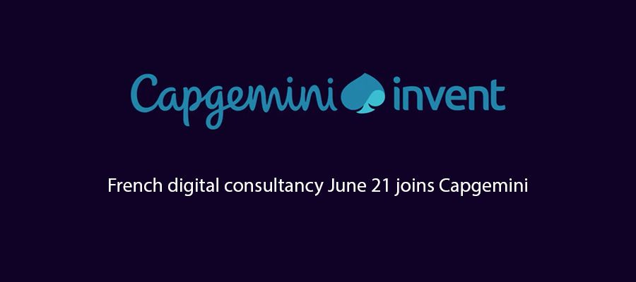 Capgemini Invent acquires June 21