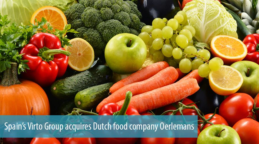 Spain's Virto Group acquires Dutch food company Oerlemans