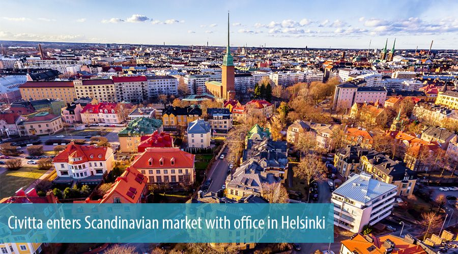 Civitta enters Scandinavian market with office in Helsinki