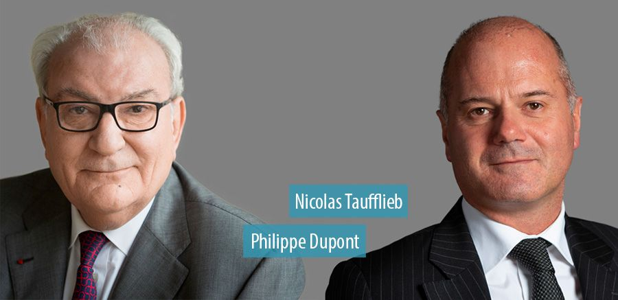 A&M appoints Philippe Dupont and Nicolas Taufflieb in France