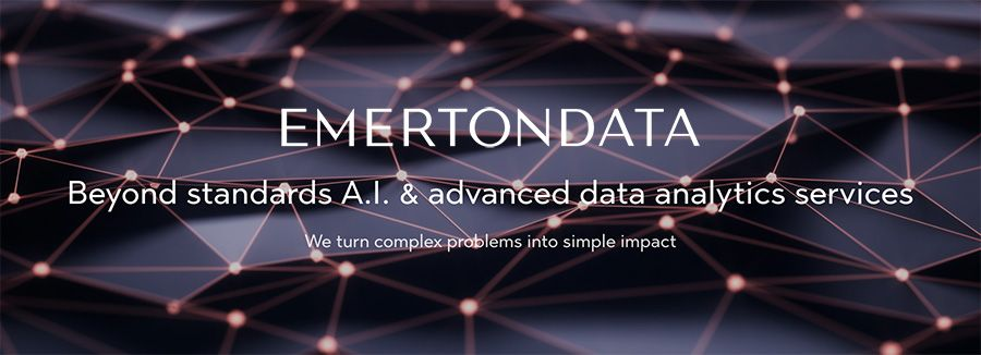 Emerton launches new unit dedicated to advanced data analytics