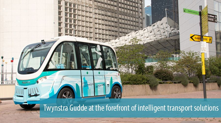 Twynstra Gudde at the forefront of intelligent transport solutions