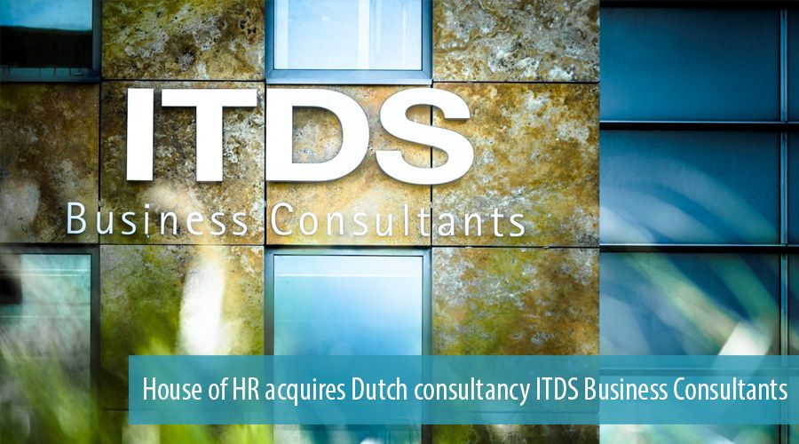 House of HR acquires Dutch consultancy ITDS Business Consultants