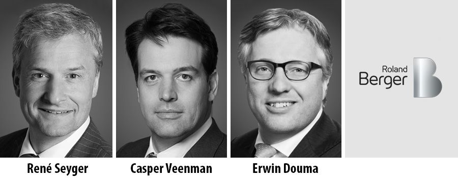 Roland Berger expands partner team in Amsterdam, the Netherlands
