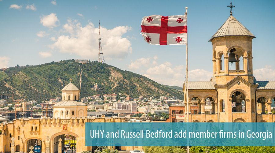 UHY and Russell Bedford add member firms in Georgia