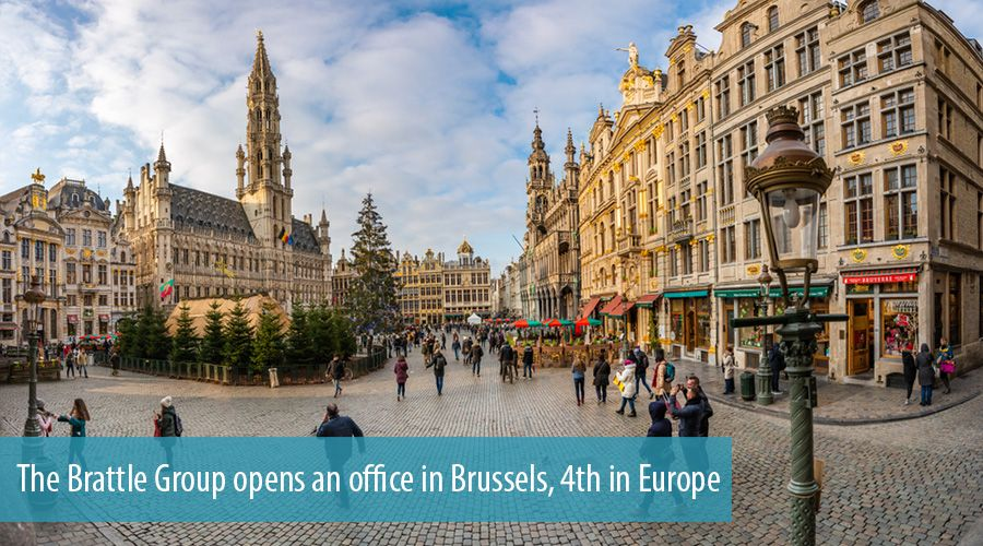 The Brattle Group opens an office in Brussels, 4th in Europe