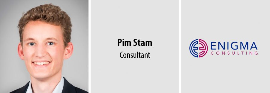Pim Stam on his transition from trainee to consultant