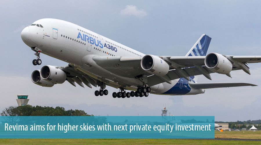 Revima aims for higher skies with next private equity investment