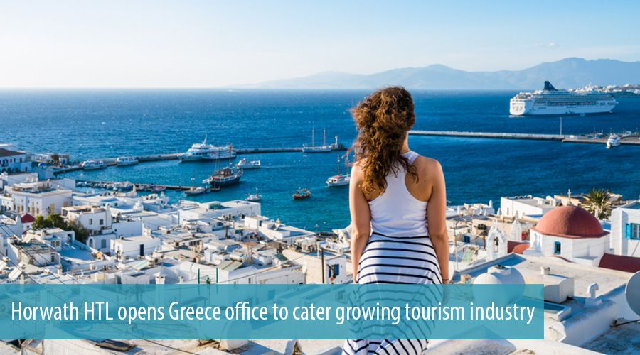 Horwath HTL opens Greece office to cater growing tourism industry